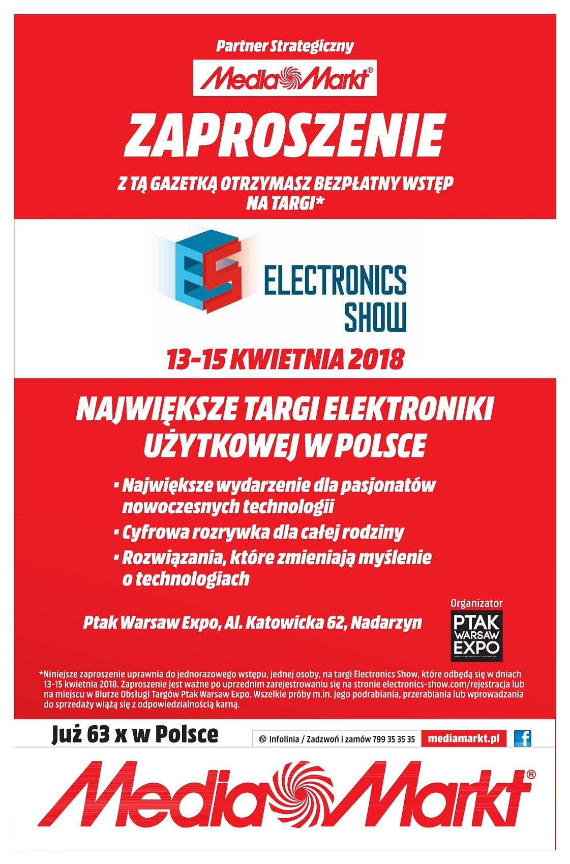 Gazetka promocyjna Media Markt do 14/04/2018 str.7