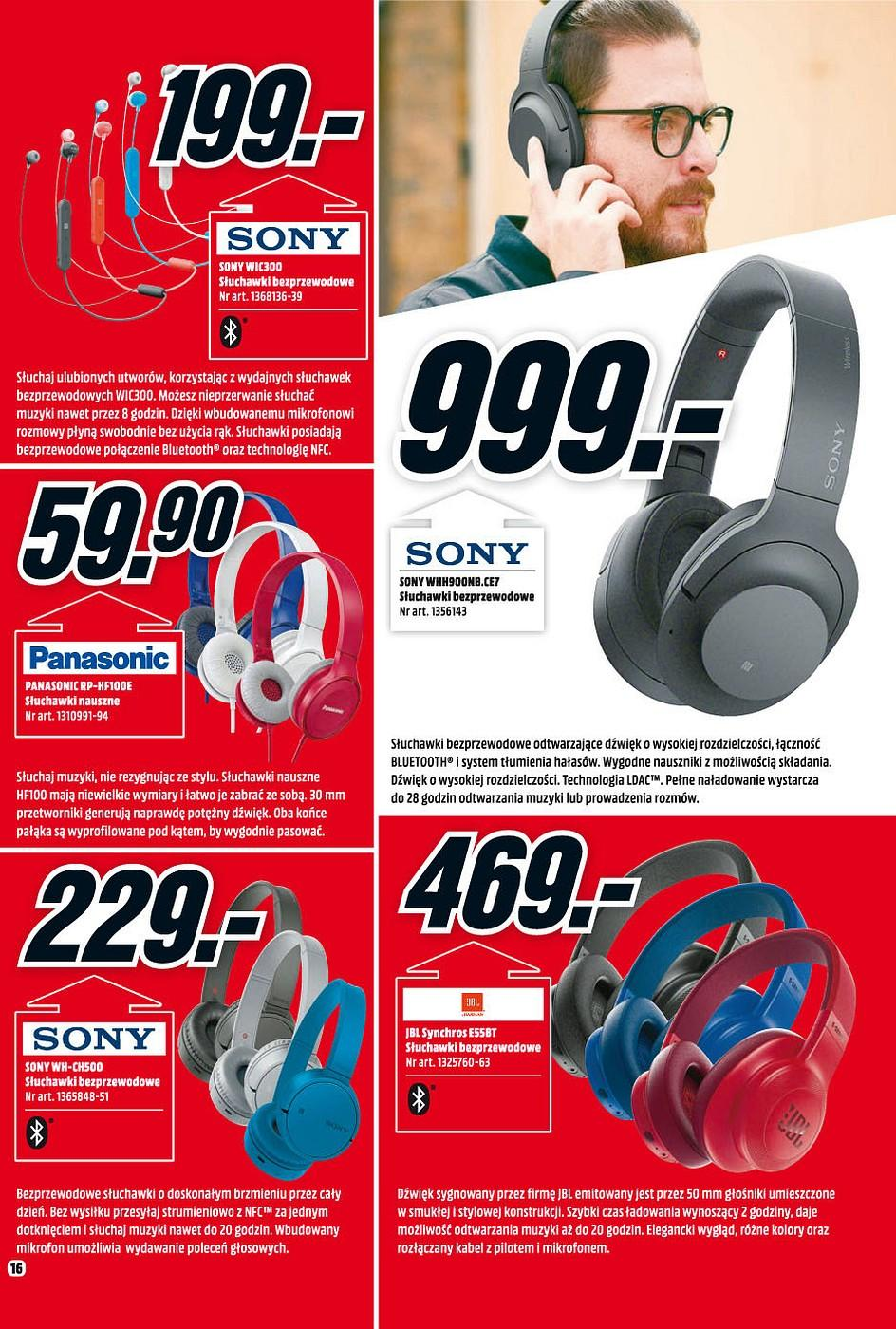Gazetka promocyjna Media Markt do 31/05/2018 str.15
