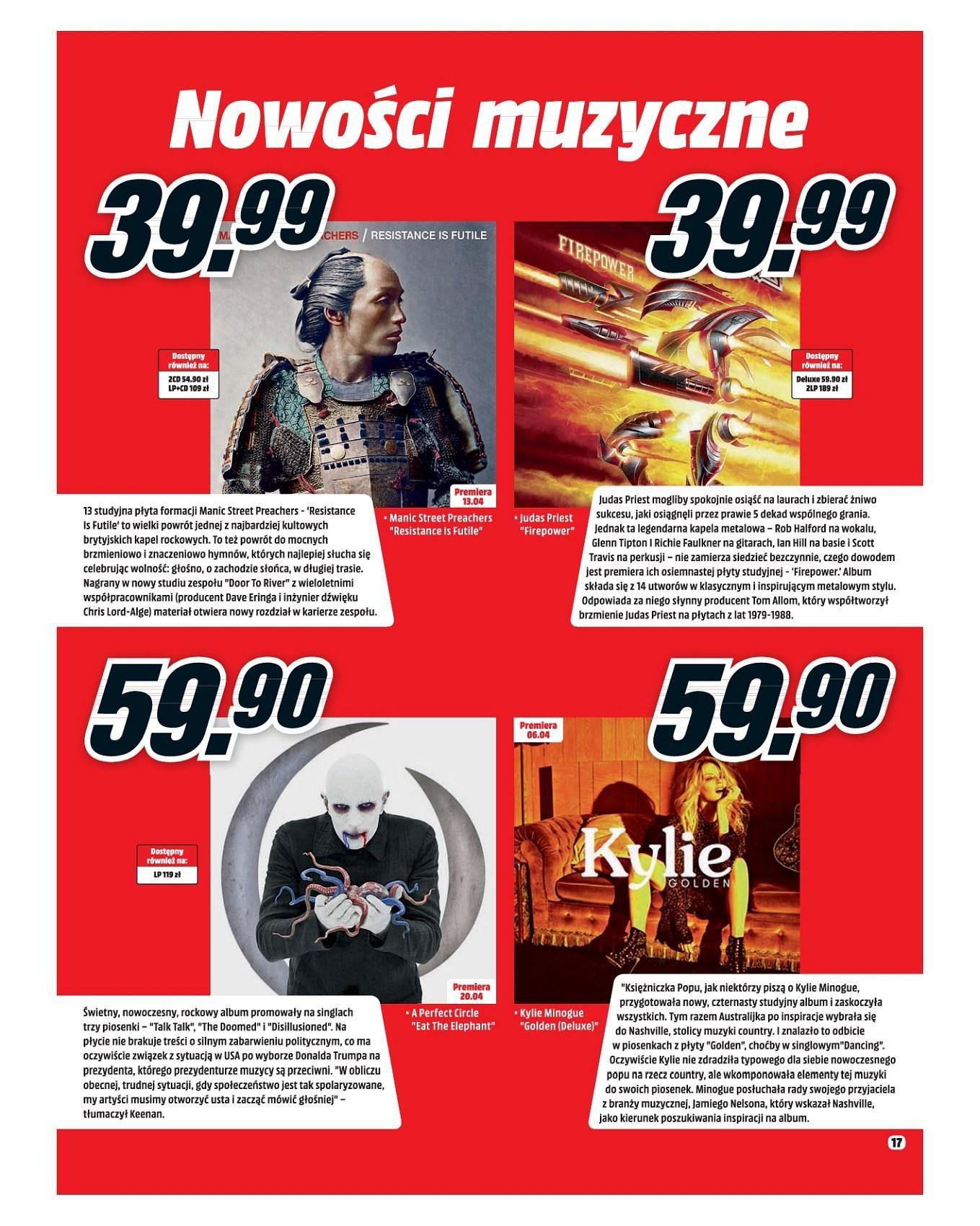 Gazetka promocyjna Media Markt do 30/04/2018 str.16