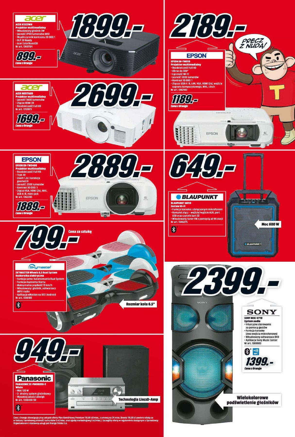 Gazetka promocyjna Media Markt do 30/05/2018 str.3