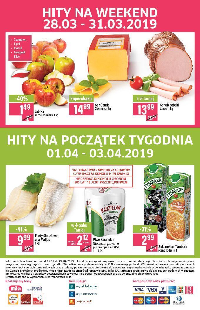 Gazetka promocyjna Mila do 02/04/2019 str.23