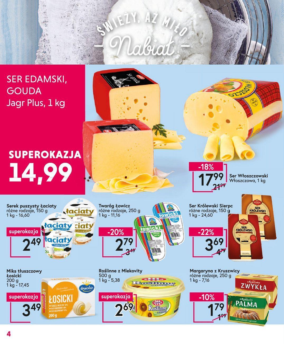 Gazetka promocyjna Mila do 10/07/2018 str.4