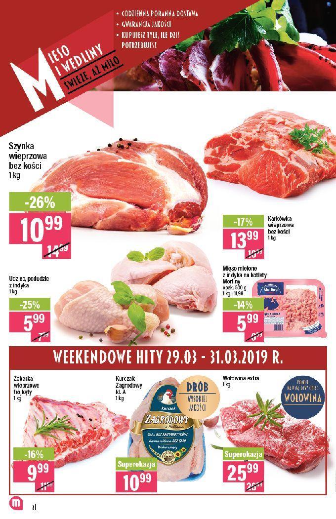 Gazetka promocyjna Mila do 02/04/2019 str.1