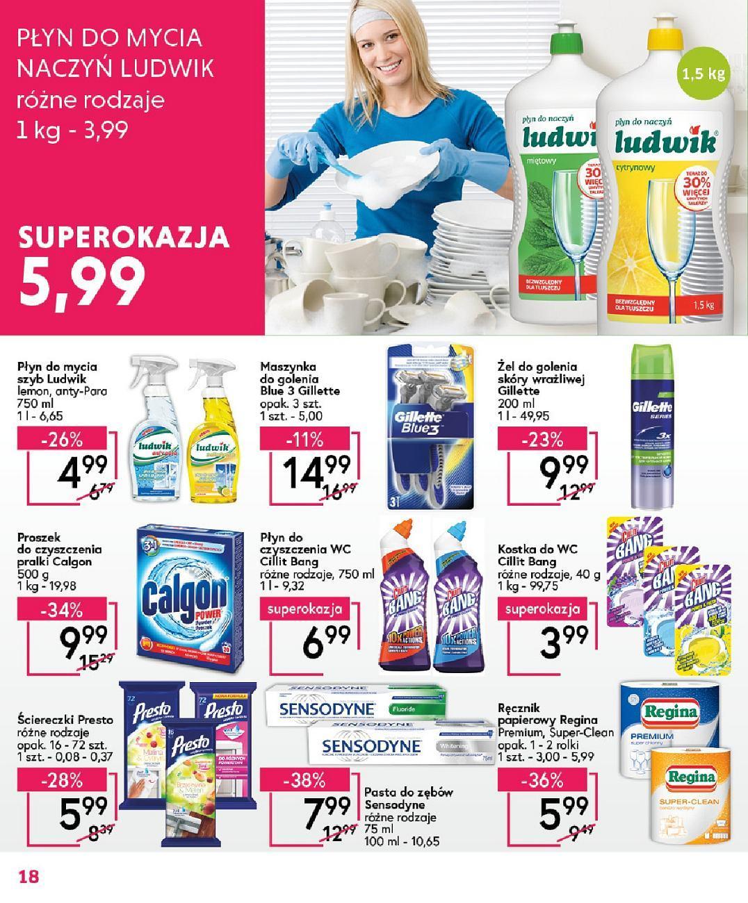 Gazetka promocyjna Mila do 28/08/2018 str.17