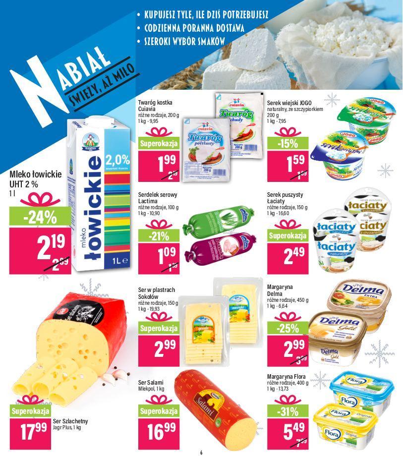 Gazetka promocyjna Mila do 04/12/2018 str.6