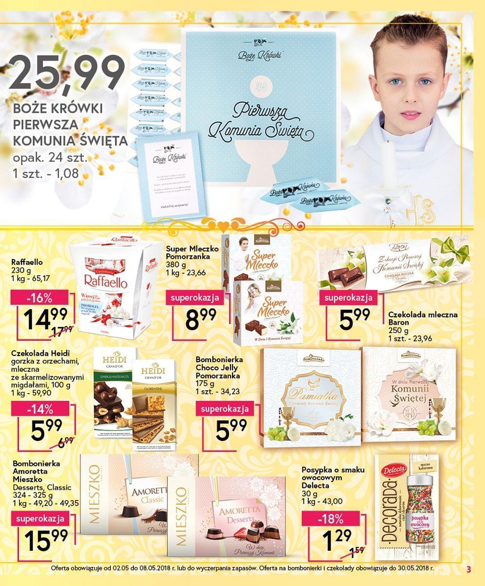 Gazetka promocyjna Mila do 08/05/2018 str.2