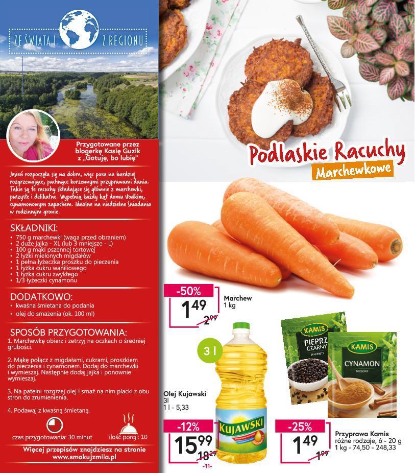 Gazetka promocyjna Mila do 09/10/2018 str.10