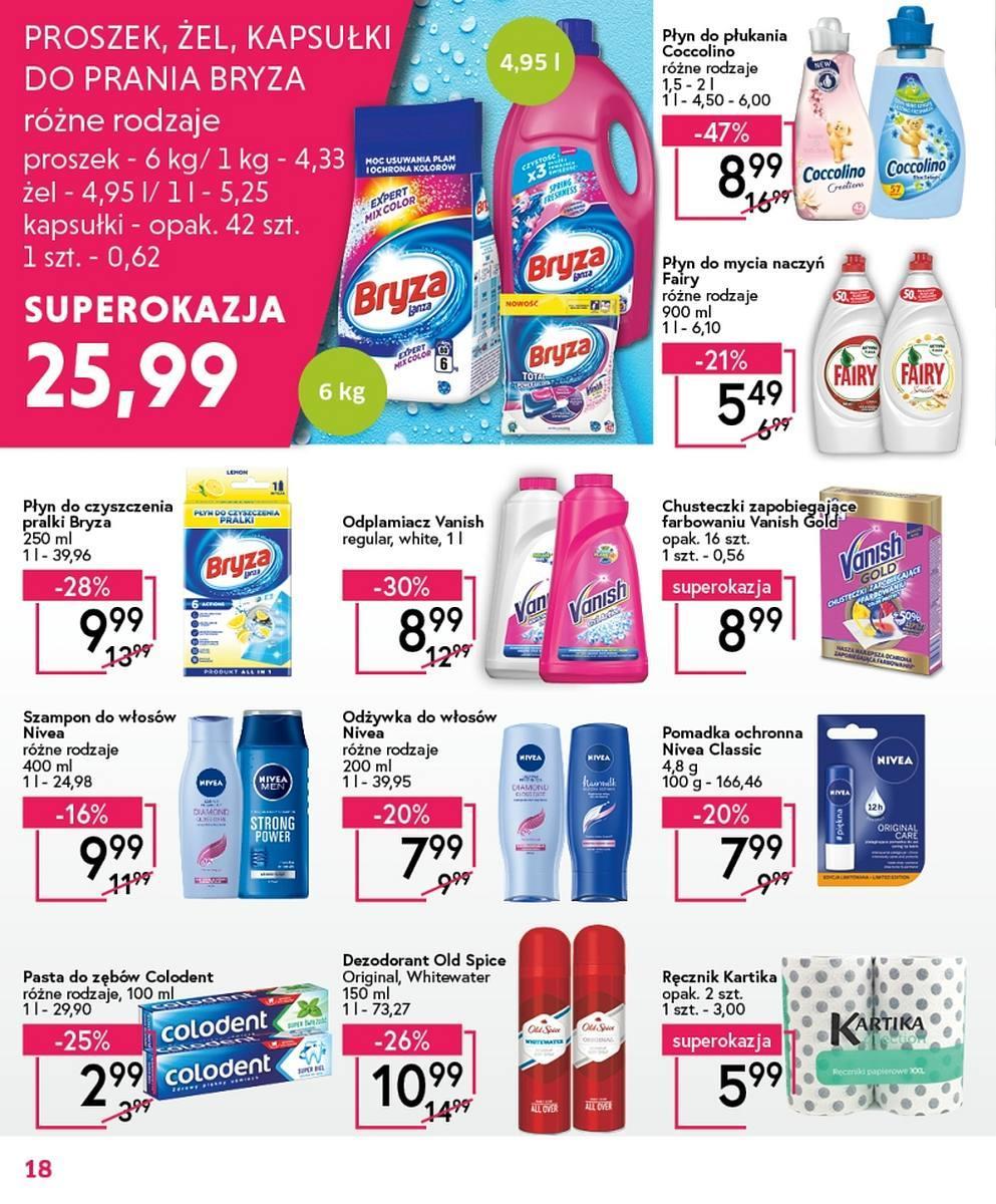 Gazetka promocyjna Mila do 10/04/2018 str.17