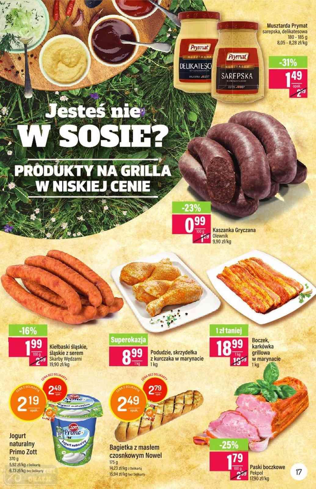 Gazetka promocyjna Mila do 17/07/2019 str.16