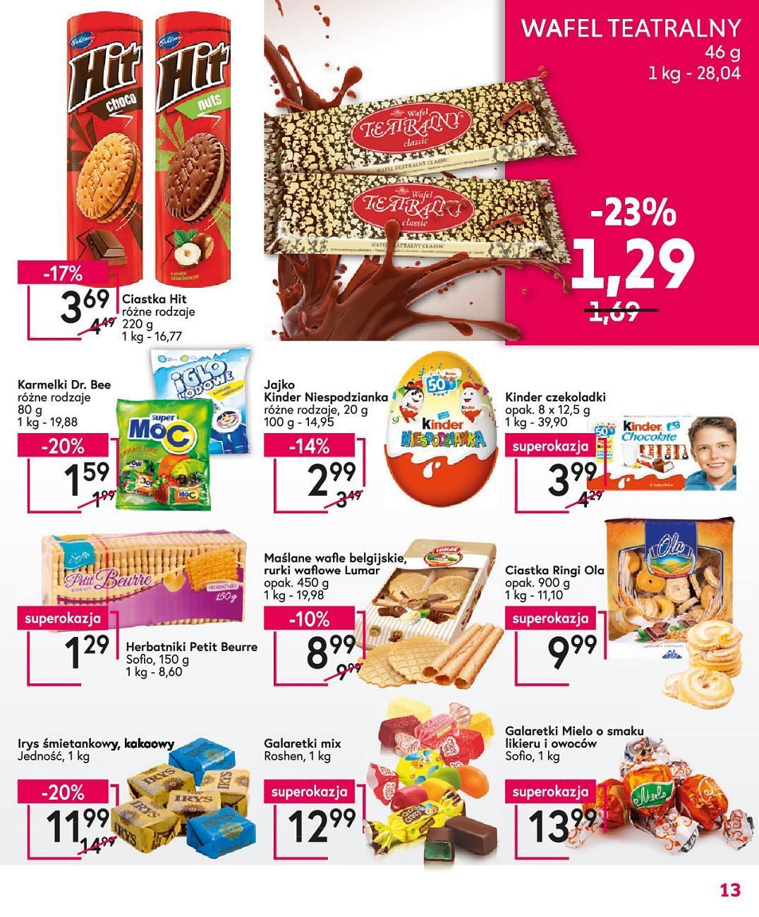 Gazetka promocyjna Mila do 04/09/2018 str.12