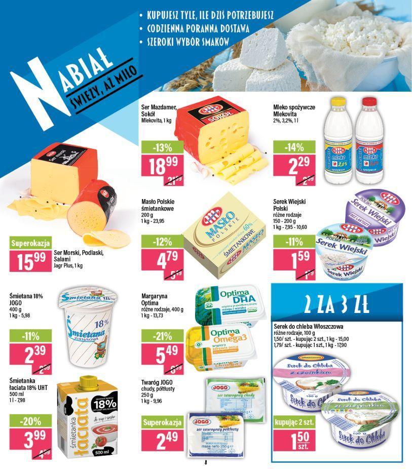 Gazetka promocyjna Mila do 13/11/2018 str.7