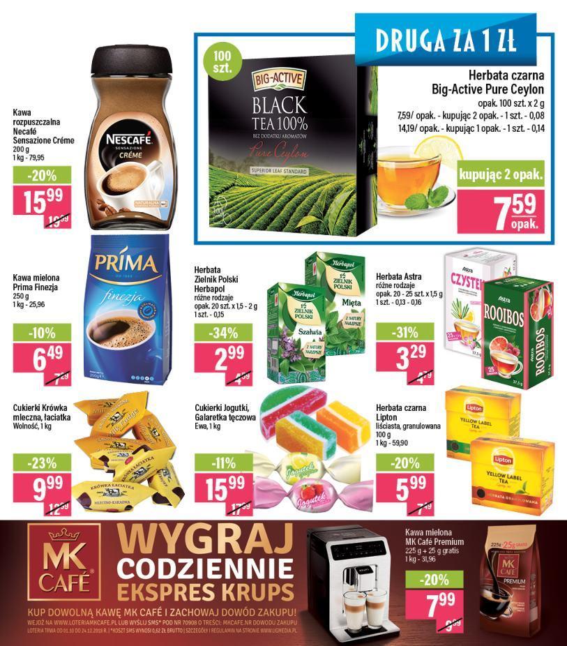Gazetka promocyjna Mila do 06/11/2018 str.14