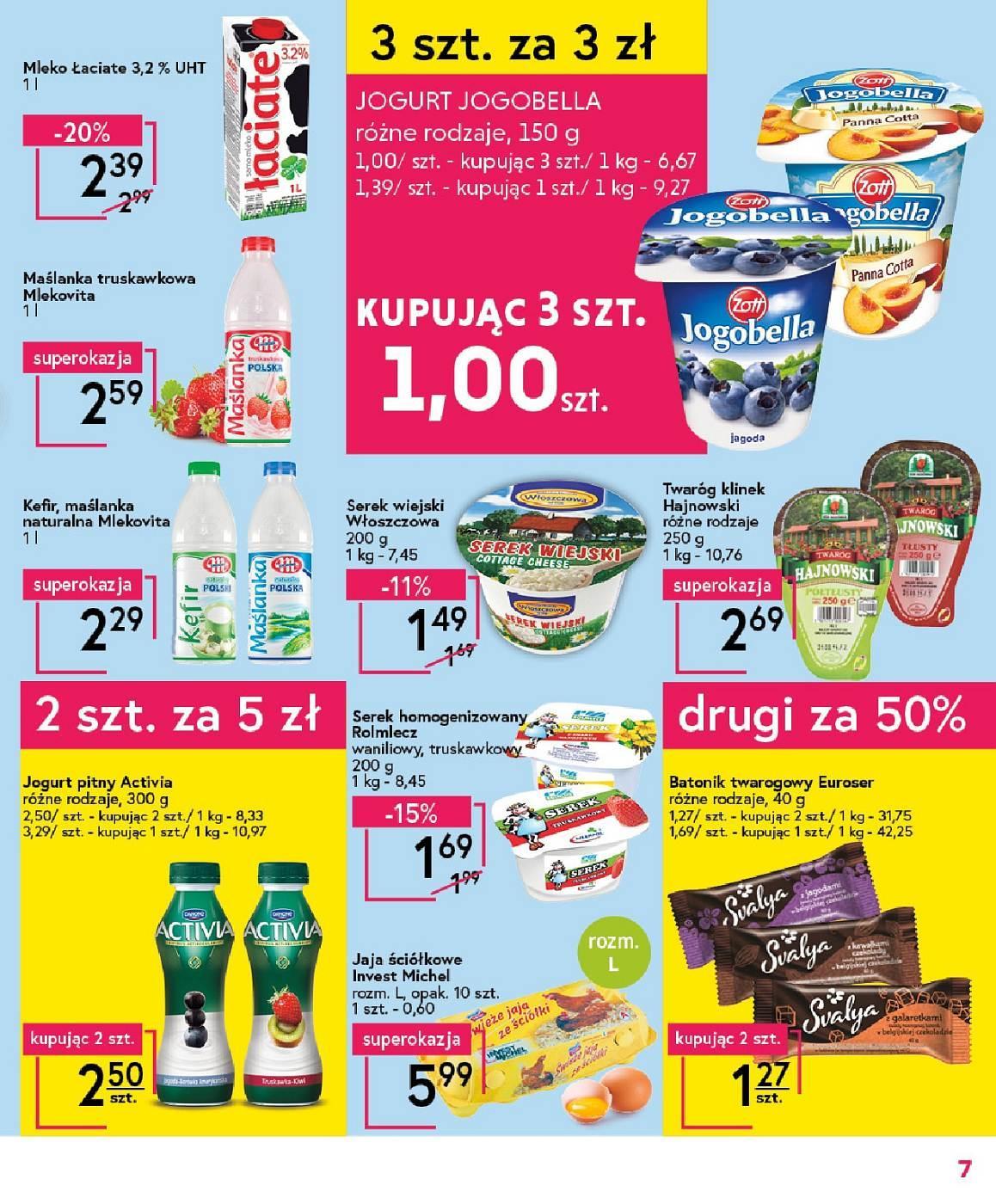 Gazetka promocyjna Mila do 08/05/2018 str.6
