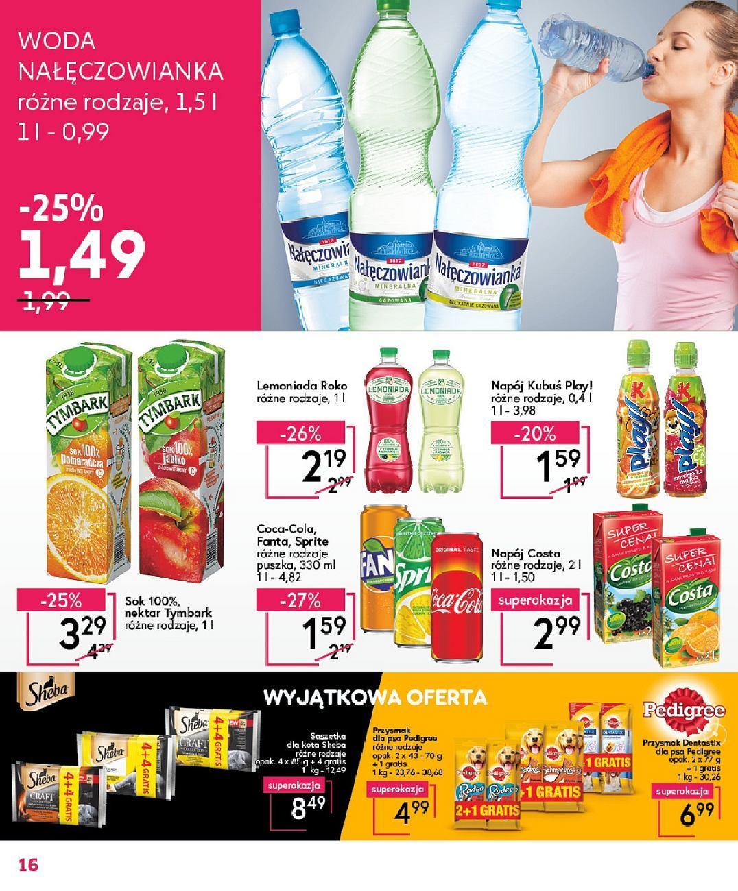 Gazetka promocyjna Mila do 28/08/2018 str.15