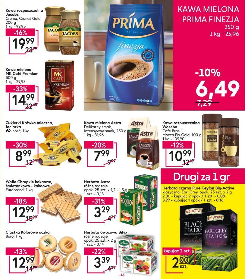 Gazetka promocyjna Mila do 09/10/2018 str.13