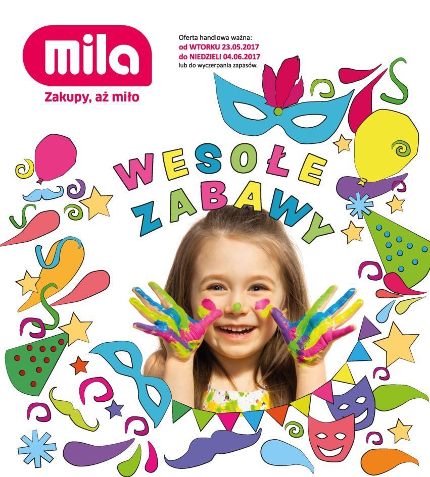 Gazetka promocyjna Mila do 04/06/2017 str.0