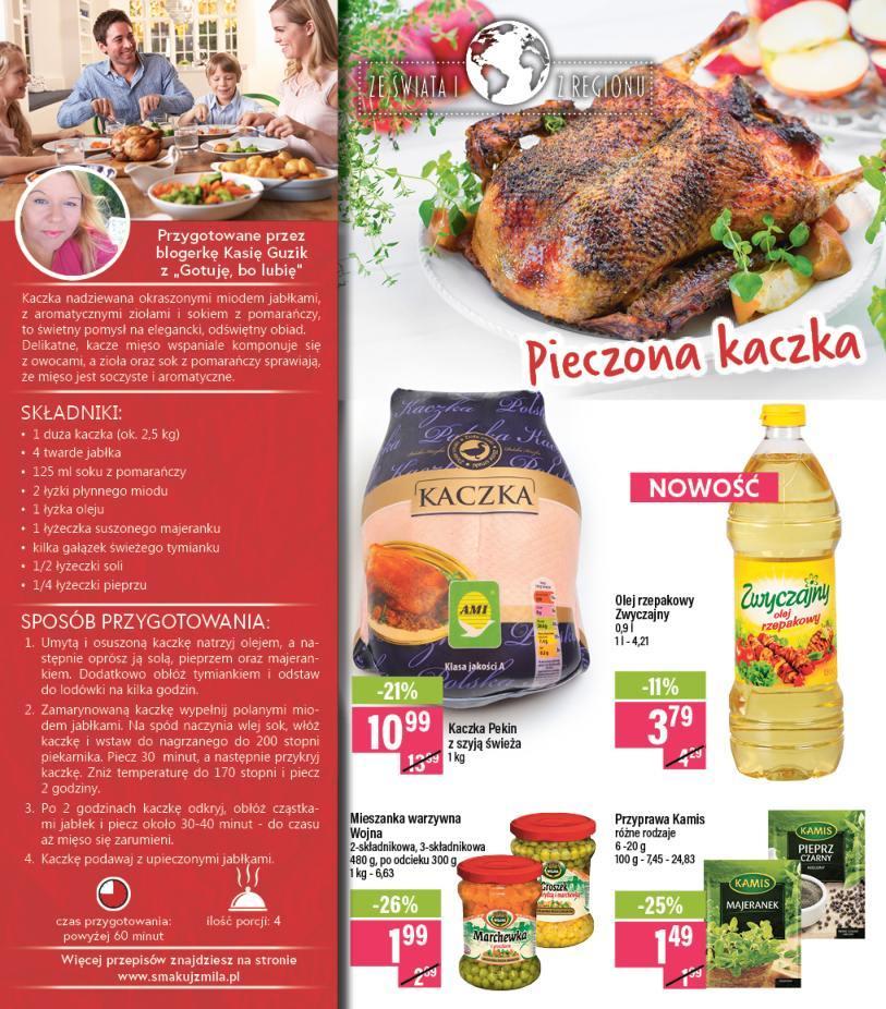 Gazetka promocyjna Mila do 13/11/2018 str.2