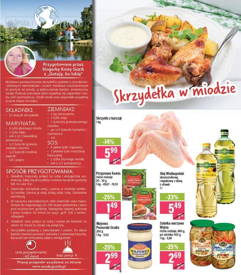 Gazetka promocyjna Mila do 06/11/2018 str.11