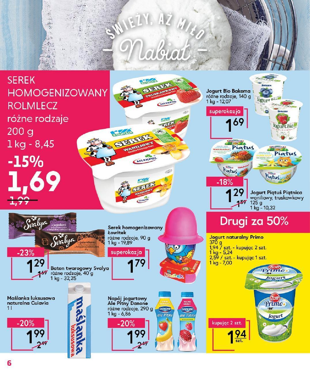 Gazetka promocyjna Mila do 28/08/2018 str.5