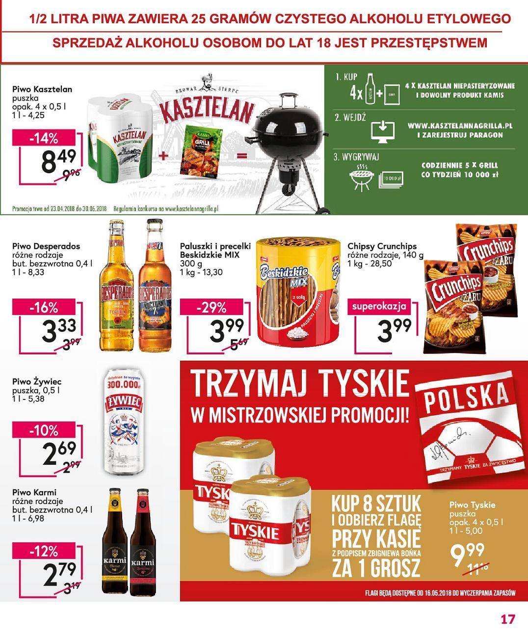 Gazetka promocyjna Mila do 22/05/2018 str.16