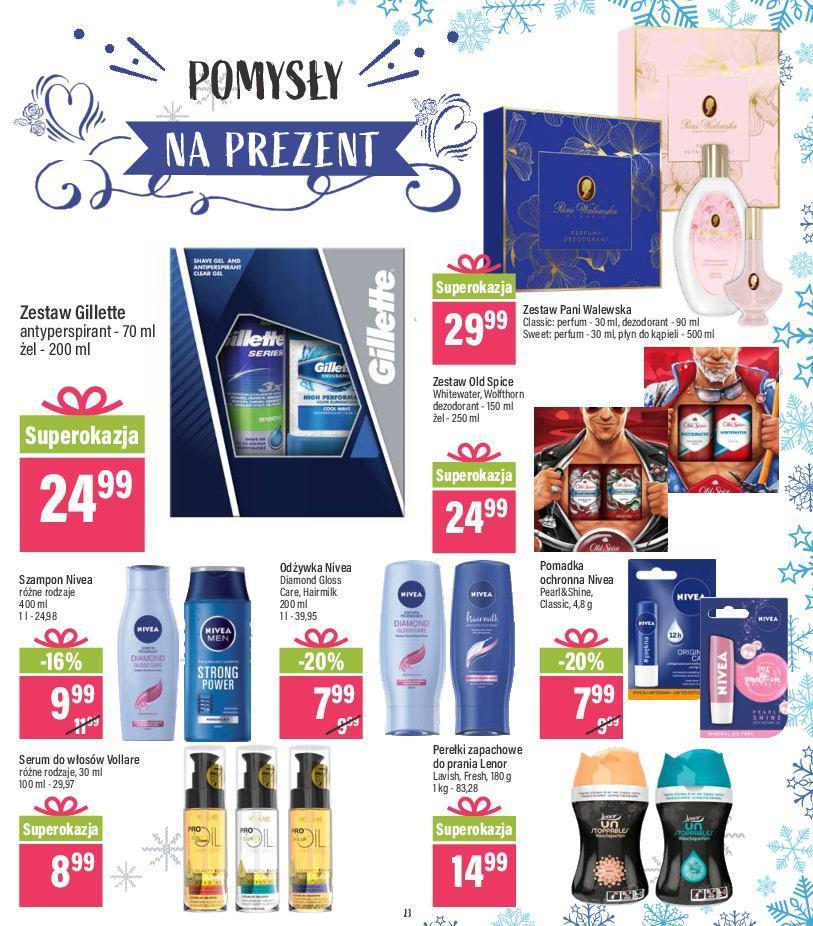 Gazetka promocyjna Mila do 11/12/2018 str.23