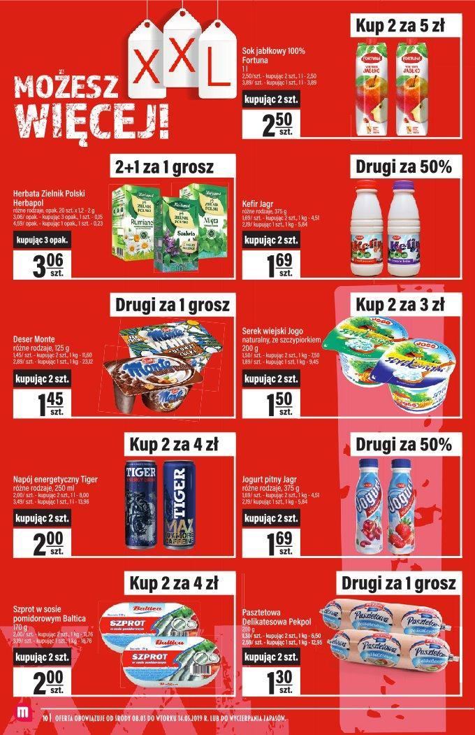 Gazetka promocyjna Mila do 14/05/2019 str.9