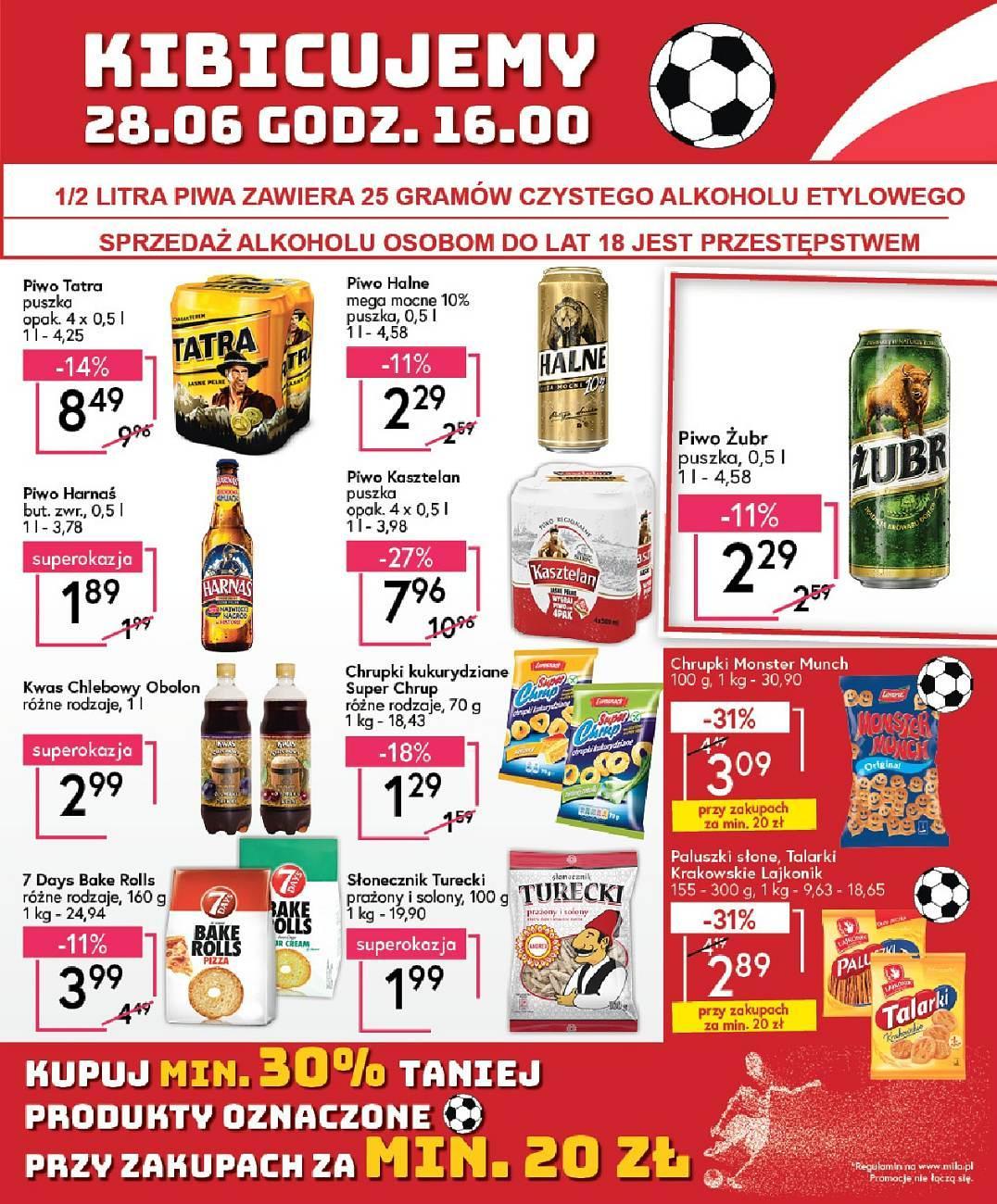 Gazetka promocyjna Mila do 03/07/2018 str.14