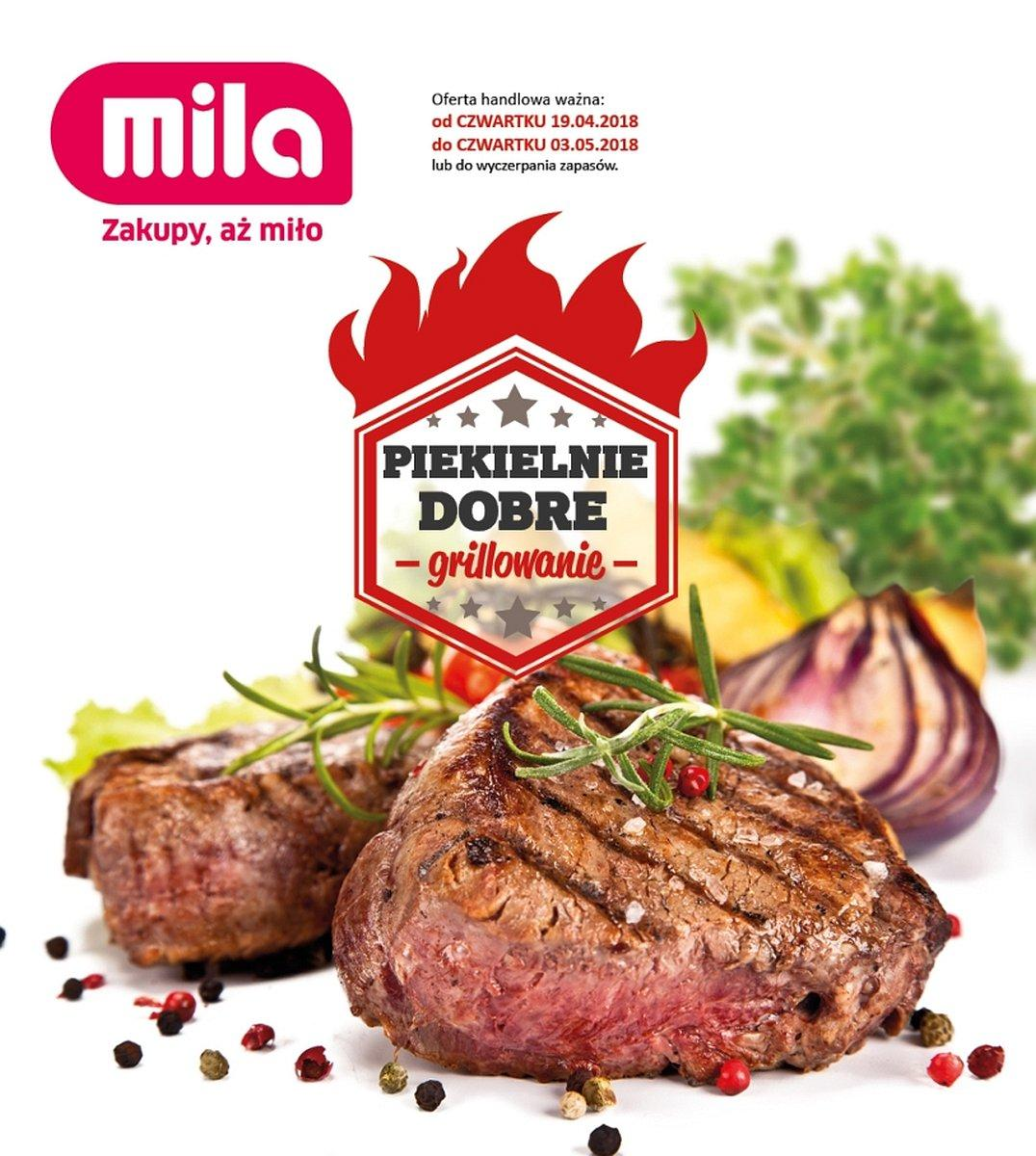 Gazetka promocyjna Mila do 03/05/2018 str.0