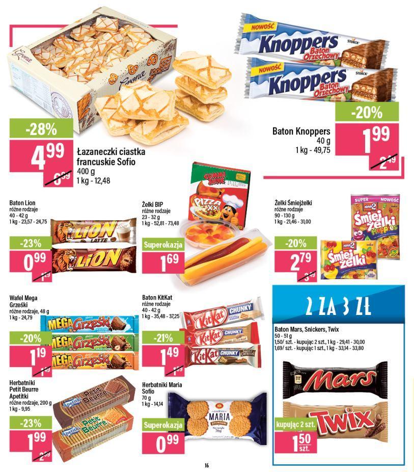Gazetka promocyjna Mila do 13/11/2018 str.16