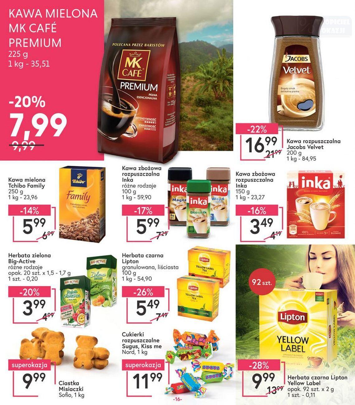 Gazetka promocyjna Mila do 11/09/2018 str.15