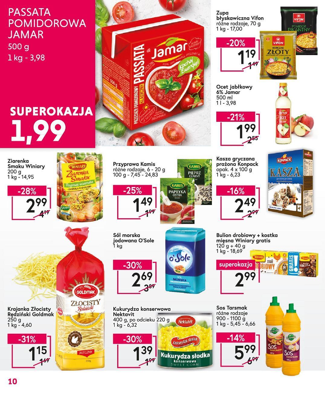 Gazetka promocyjna Mila do 10/07/2018 str.10