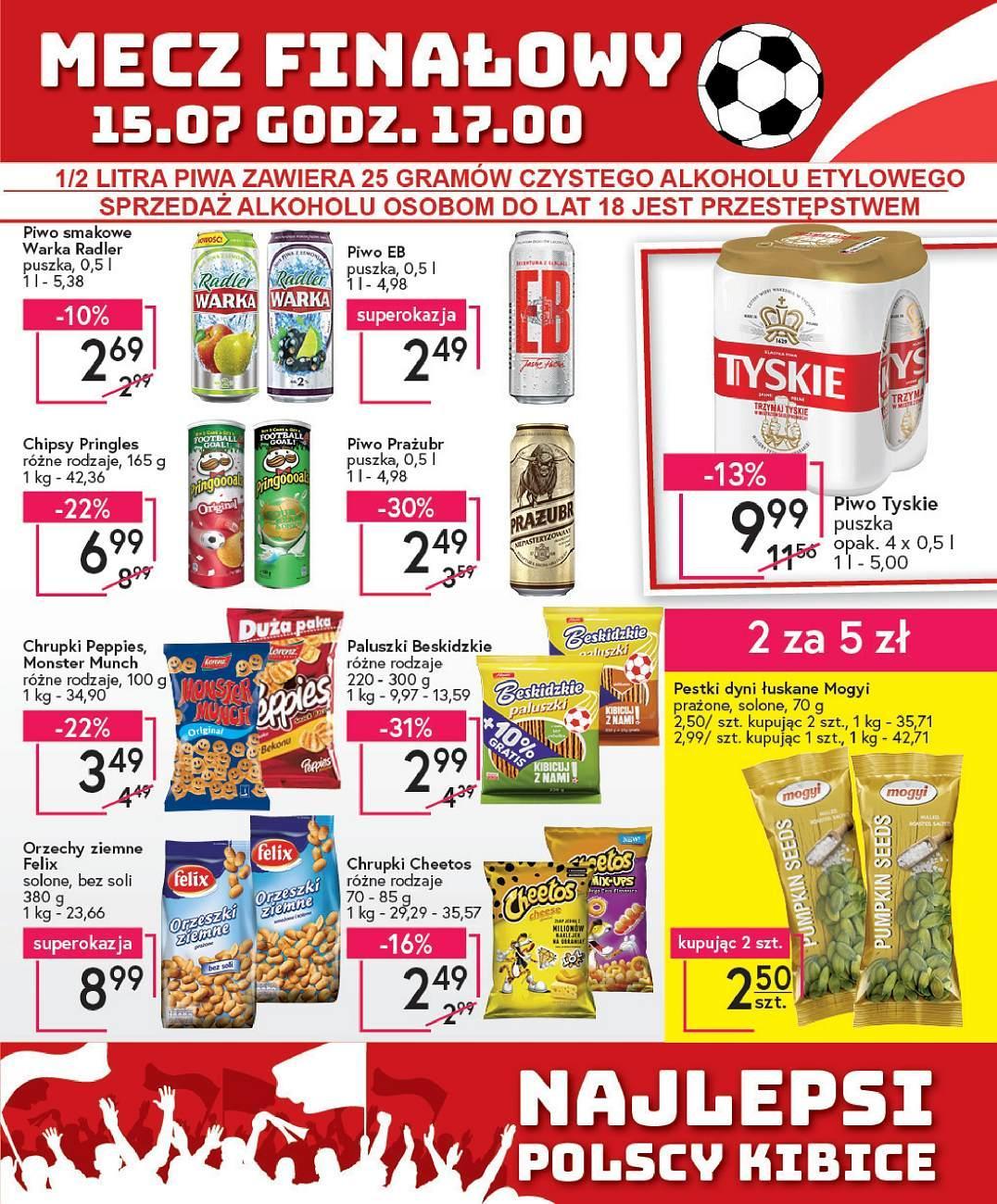Gazetka promocyjna Mila do 17/07/2018 str.15