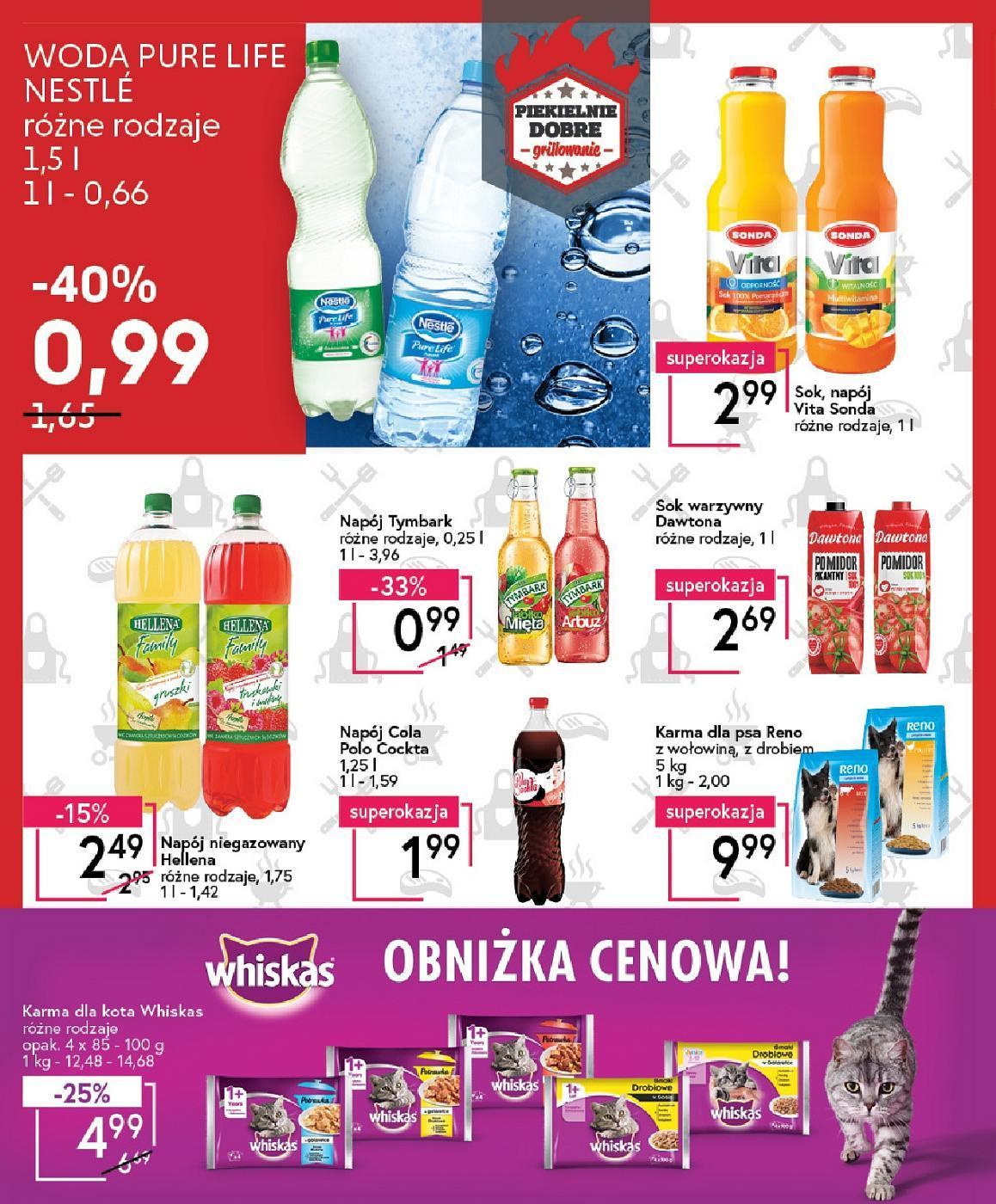 Gazetka promocyjna Mila do 08/05/2018 str.15