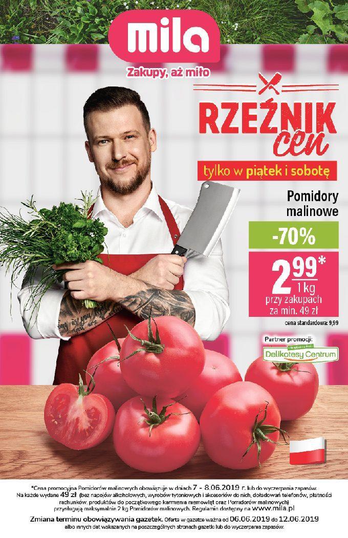 Gazetka promocyjna Mila do 12/06/2019 str.0