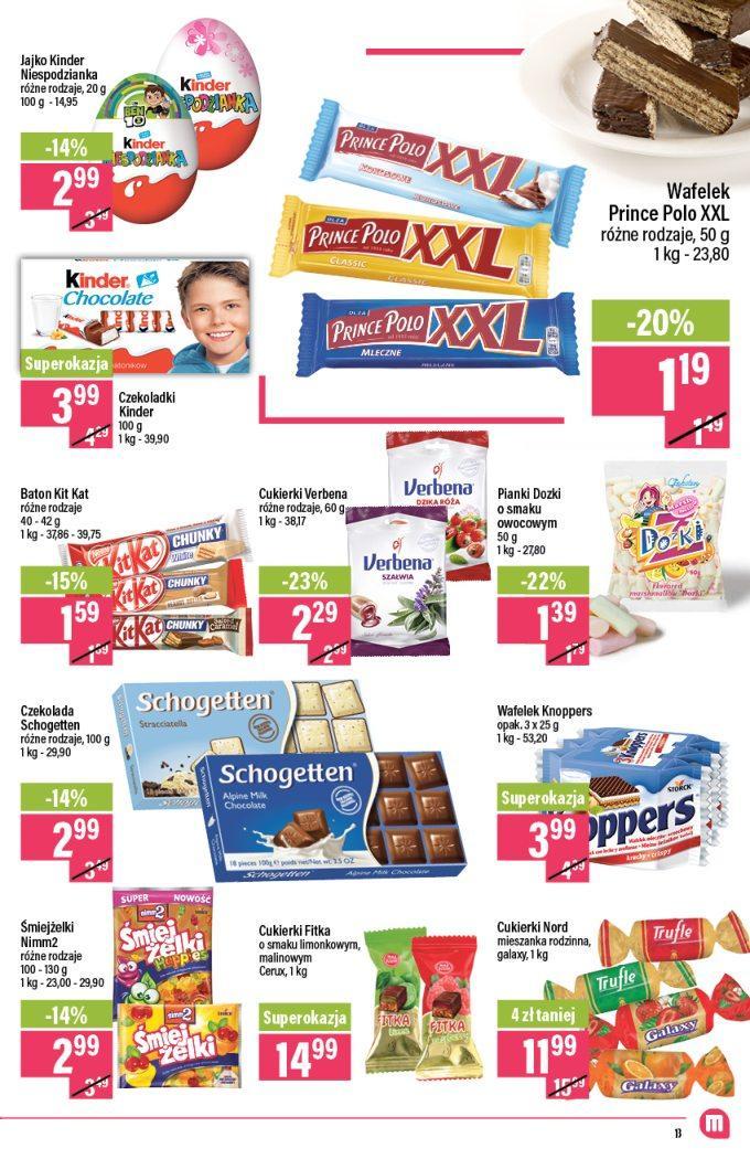 Gazetka promocyjna Mila do 05/02/2019 str.12