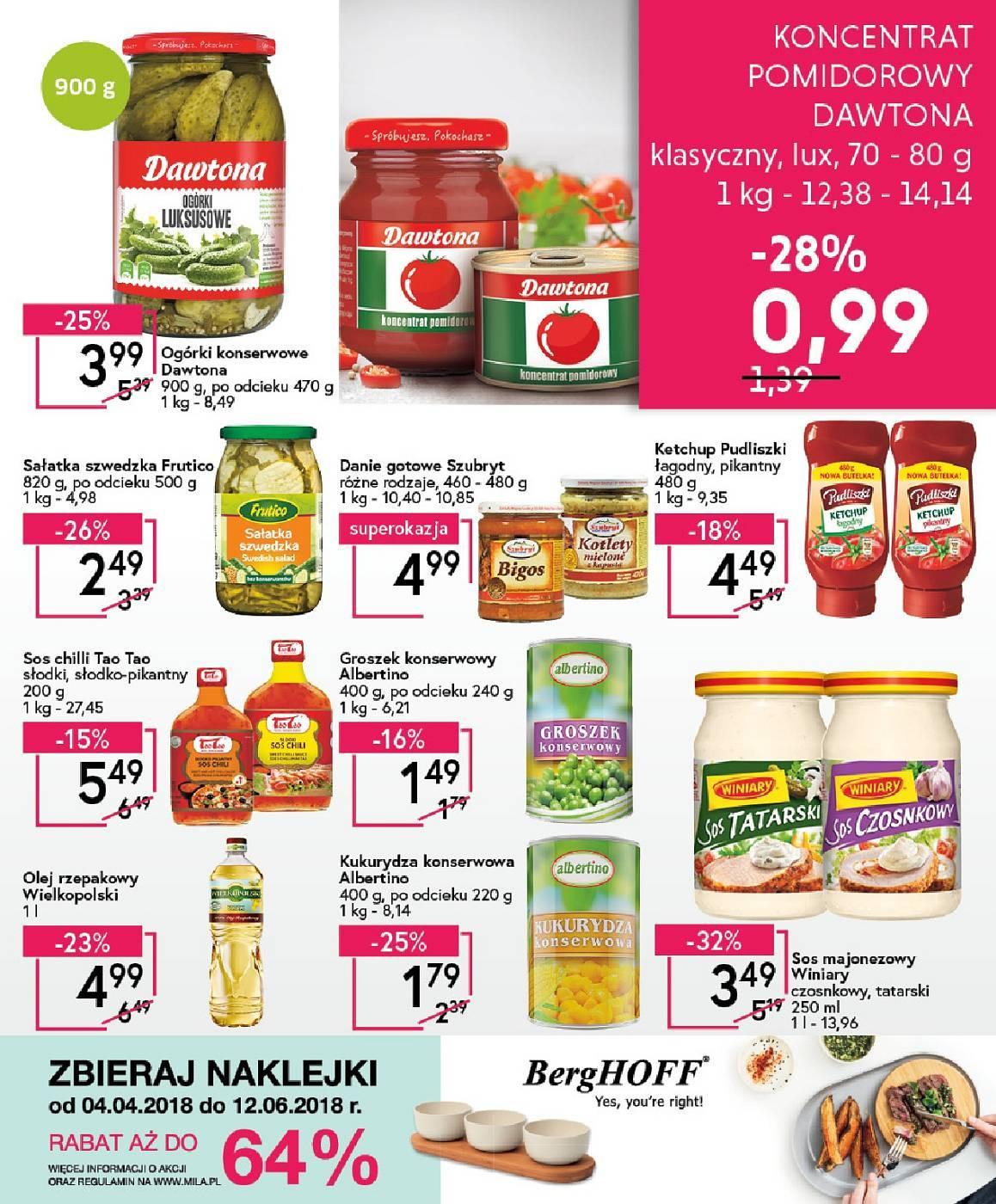 Gazetka promocyjna Mila do 08/05/2018 str.10