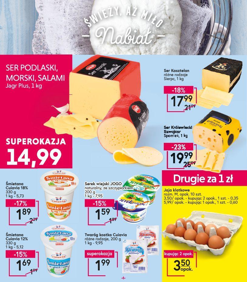 Gazetka promocyjna Mila do 09/10/2018 str.6