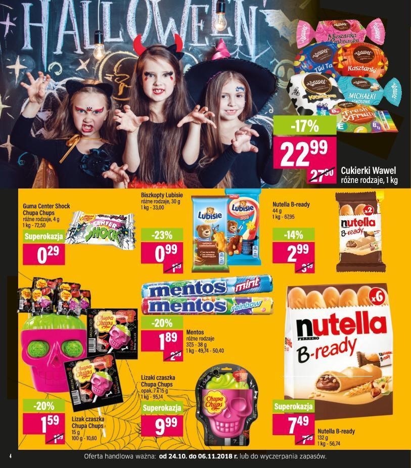 Gazetka promocyjna Mila do 06/11/2018 str.4