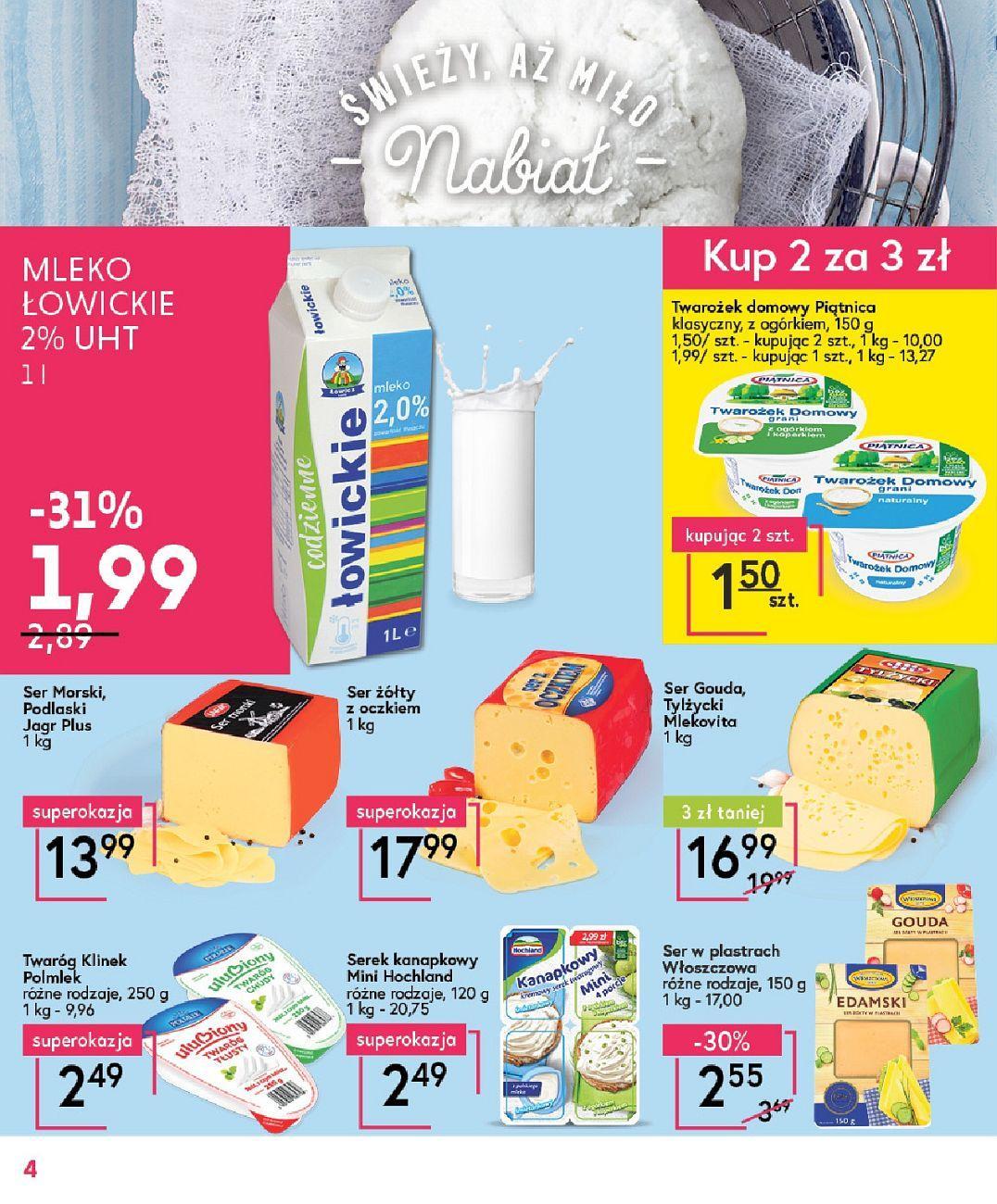 Gazetka promocyjna Mila do 03/07/2018 str.3
