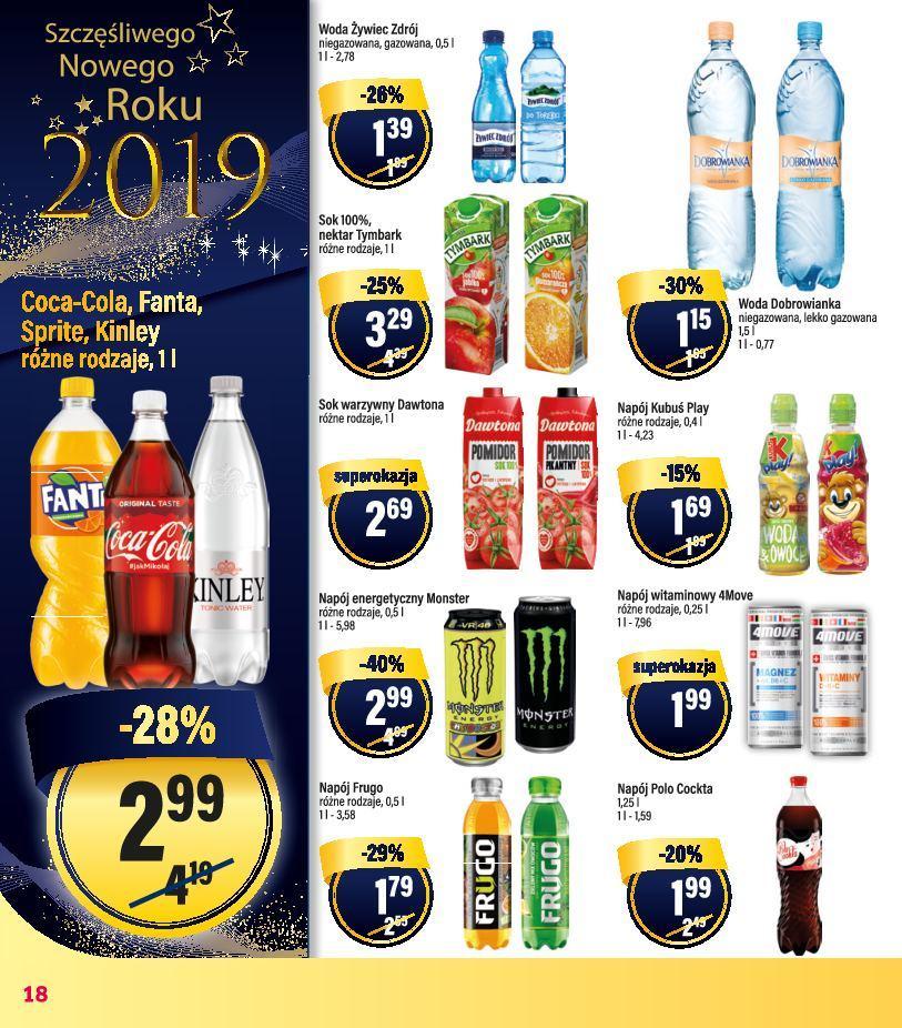 Gazetka promocyjna Mila do 31/12/2018 str.17