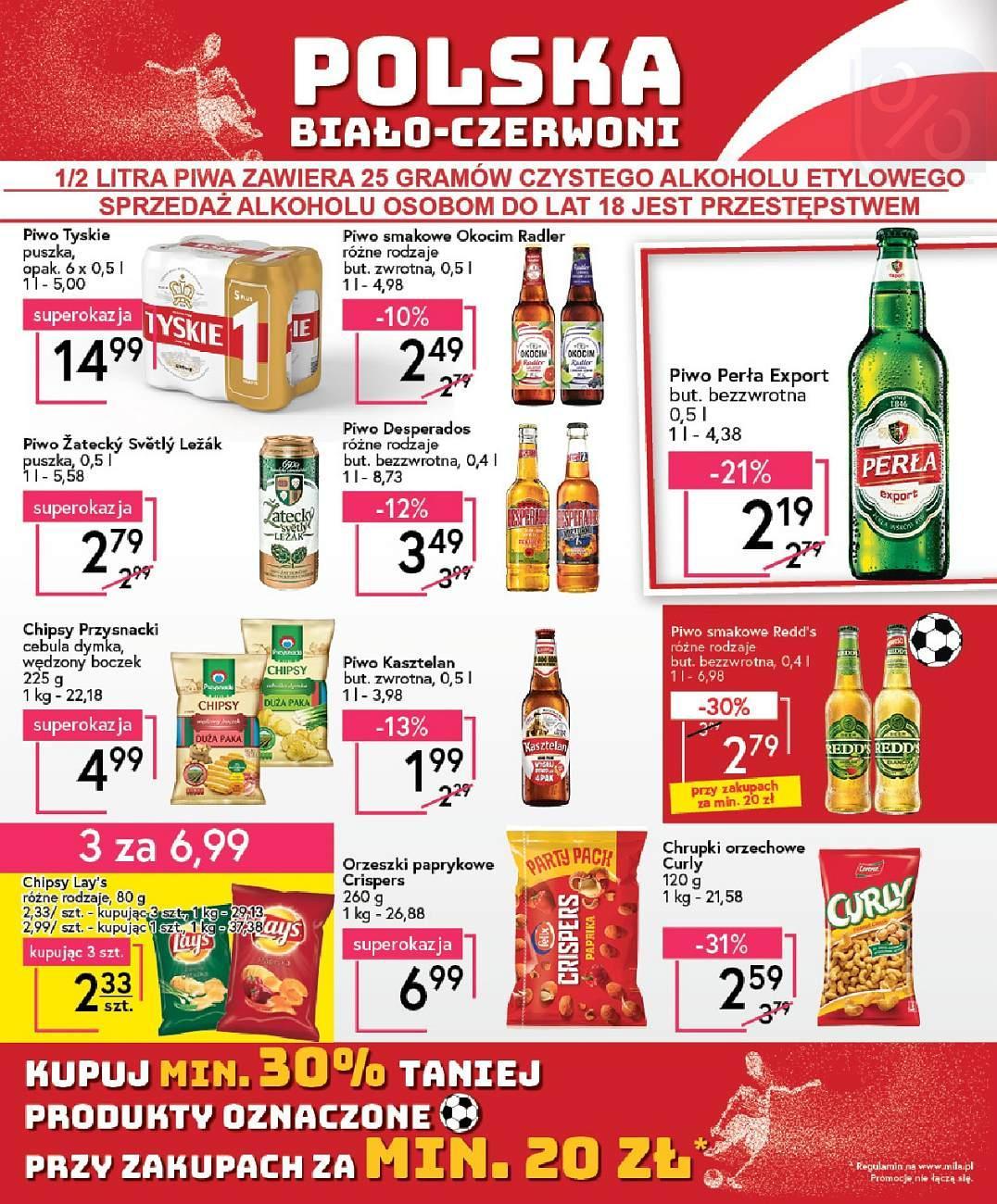 Gazetka promocyjna Mila do 26/06/2018 str.16