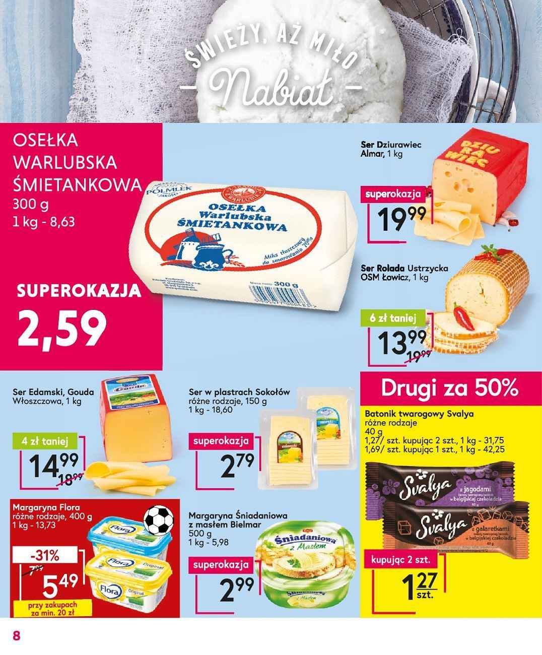 Gazetka promocyjna Mila do 19/06/2018 str.7