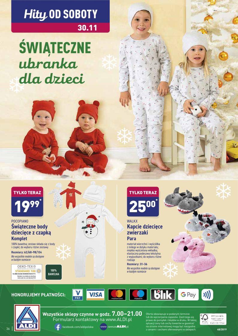 Gazetka promocyjna ALDI do 30/11/2019 str.36