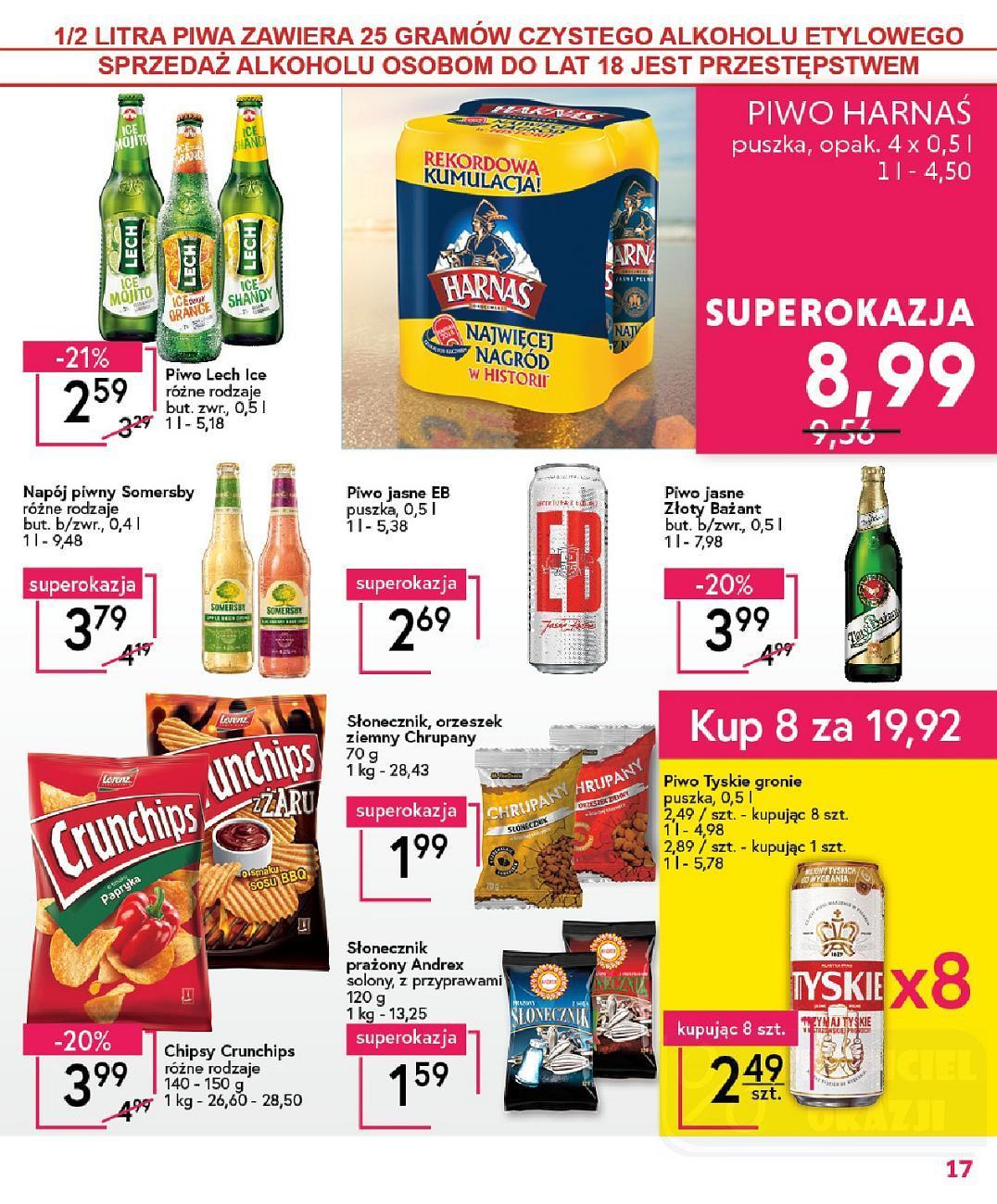 Gazetka promocyjna Mila do 14/08/2018 str.17