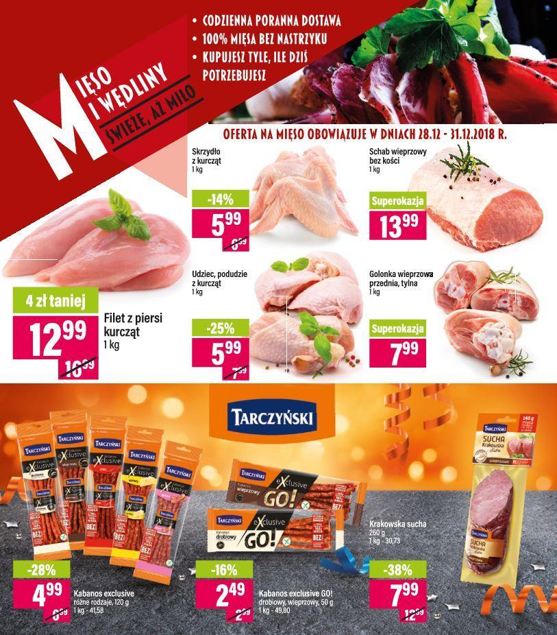 Gazetka promocyjna Mila do 31/12/2018 str.1