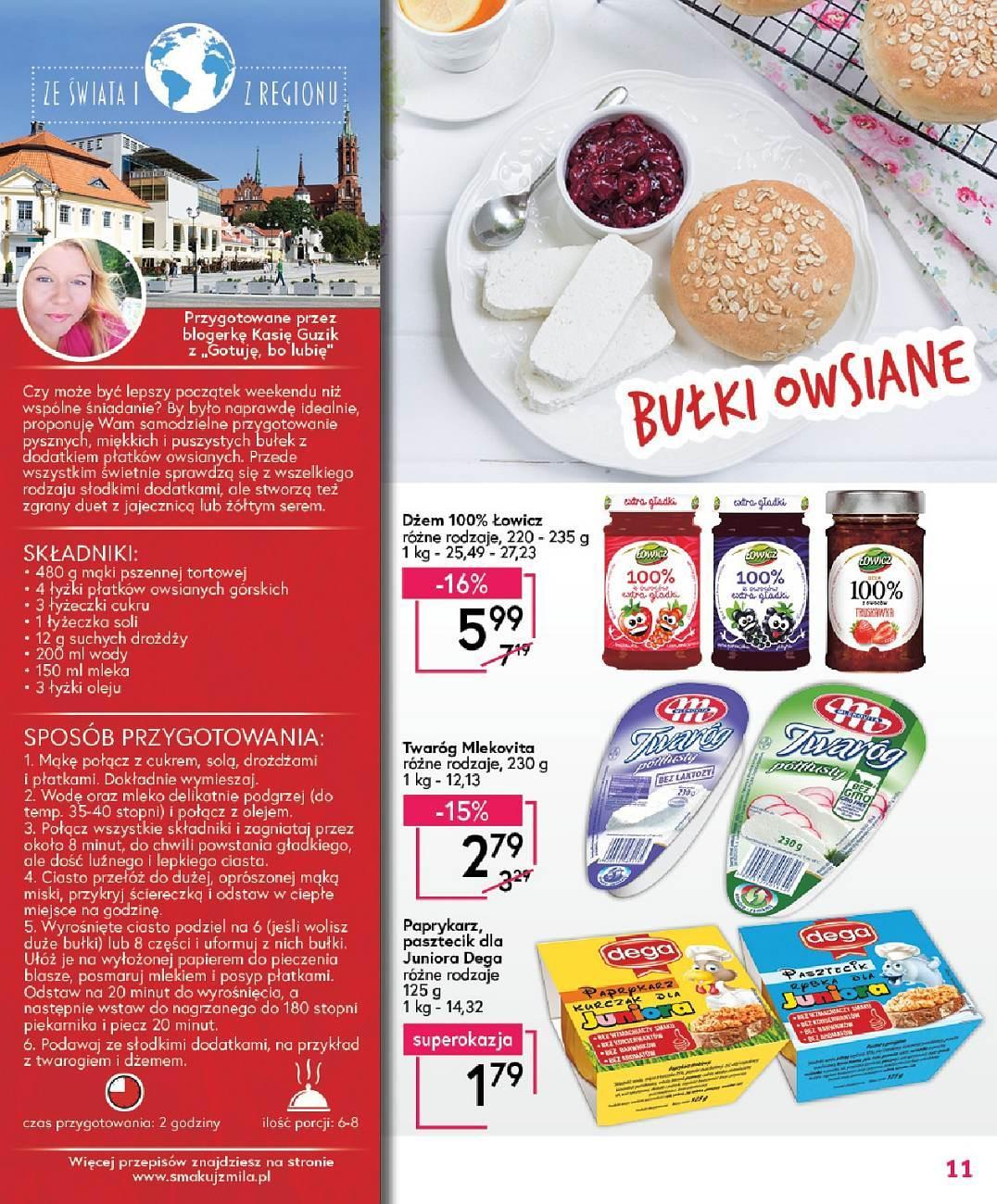 Gazetka promocyjna Mila do 28/08/2018 str.10