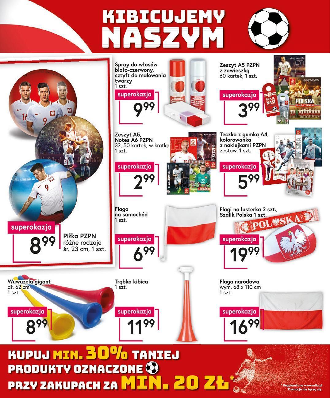 Gazetka promocyjna Mila do 19/06/2018 str.4