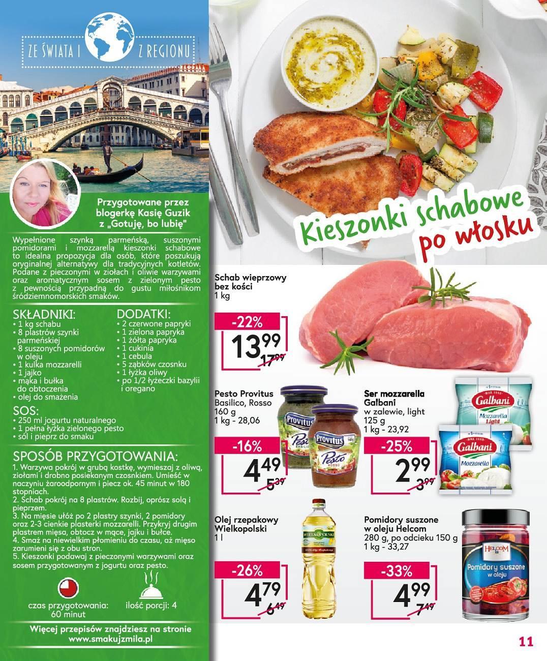 Gazetka promocyjna Mila do 10/07/2018 str.11
