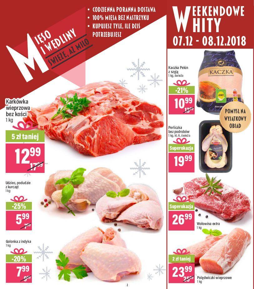 Gazetka promocyjna Mila do 11/12/2018 str.2