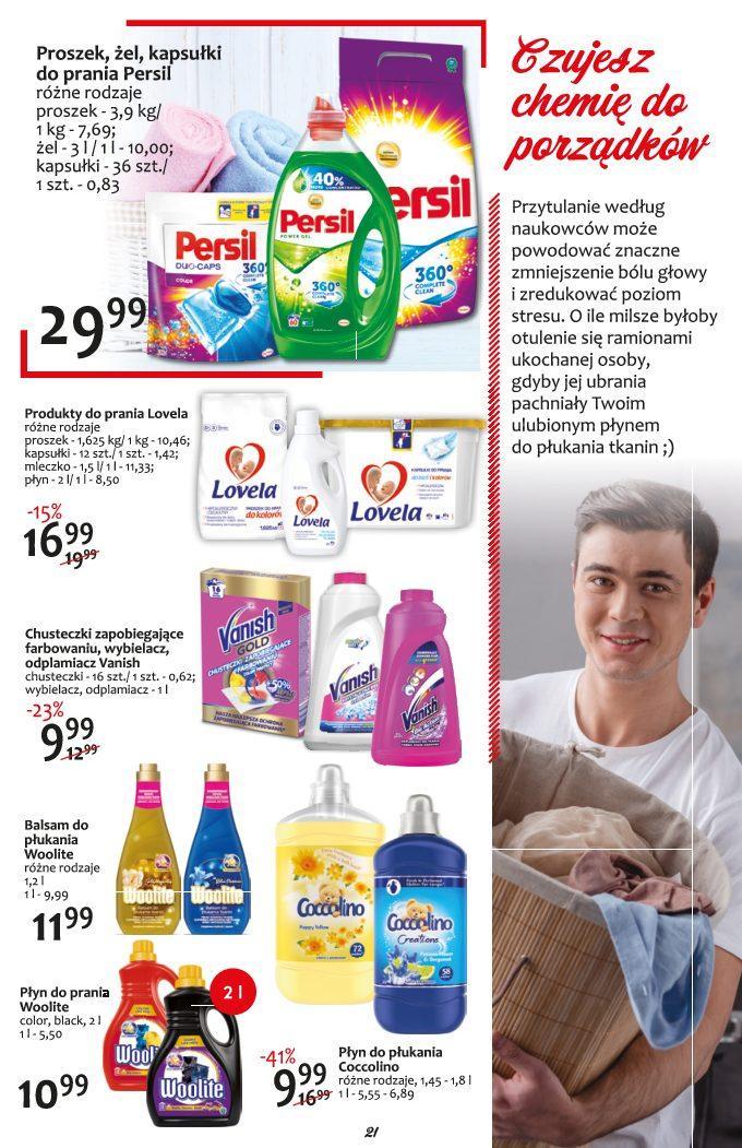 Gazetka promocyjna Mila do 25/02/2019 str.20